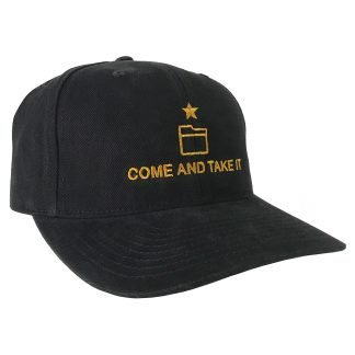 Come And Take It Hat Side