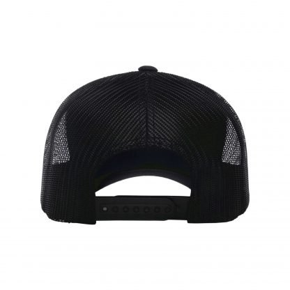 Death By Trucker Hat Back