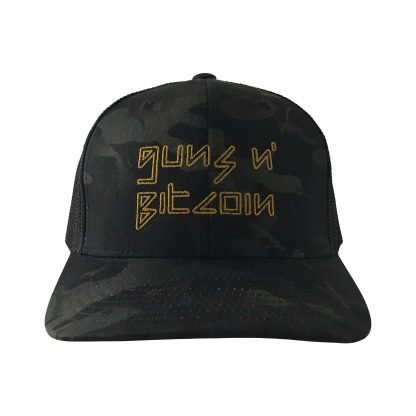 Death By Trucker Hat Front