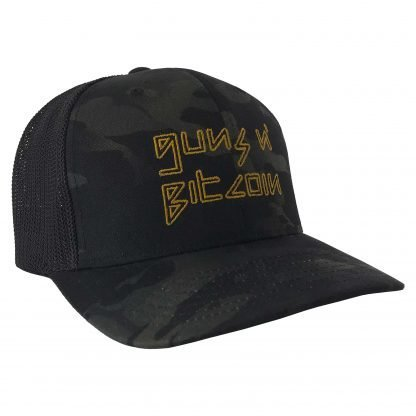 Death By Trucker Hat Side